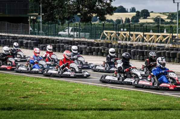 THE UK'S FASTEST CHAMPIONSHIP HEADS TO WHILTON MILL