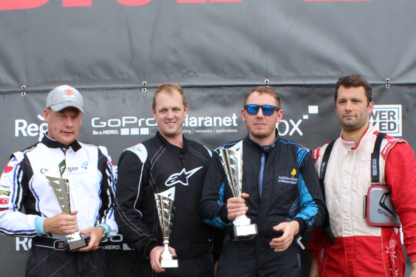 CLOSEST RACING EVER FOR DMAX AT SHENINGTON