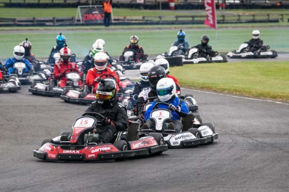 130 DRIVERS RACE IN ROUND 7