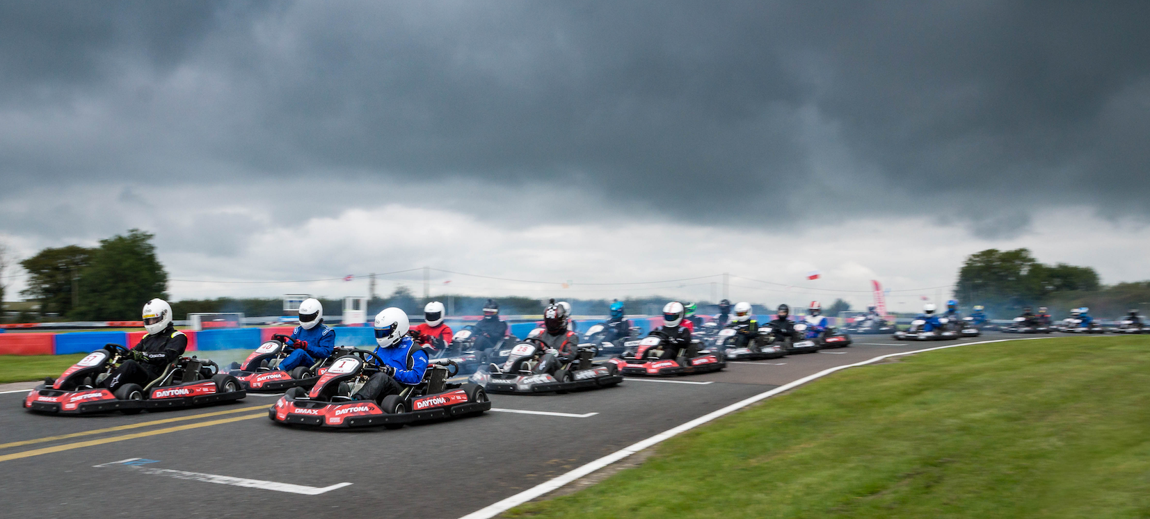 DMAX SHINES AT CLAY PIGEON