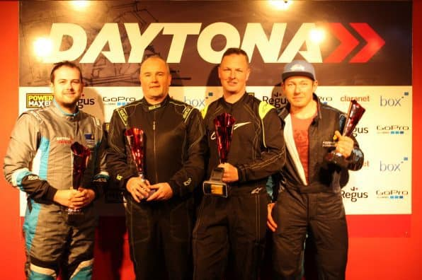 A RECORD 162 DRIVERS RACE IN DAYTONA DMAX 2018 ROUND ONE