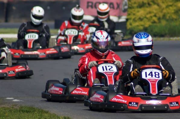 DMAX HEADS TO RYE HOUSE THIS APRIL