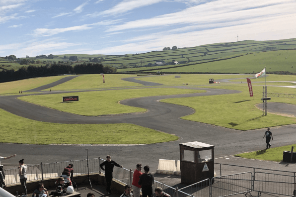 G-Y-G PROVIDES EXCITING RACING FOR R4