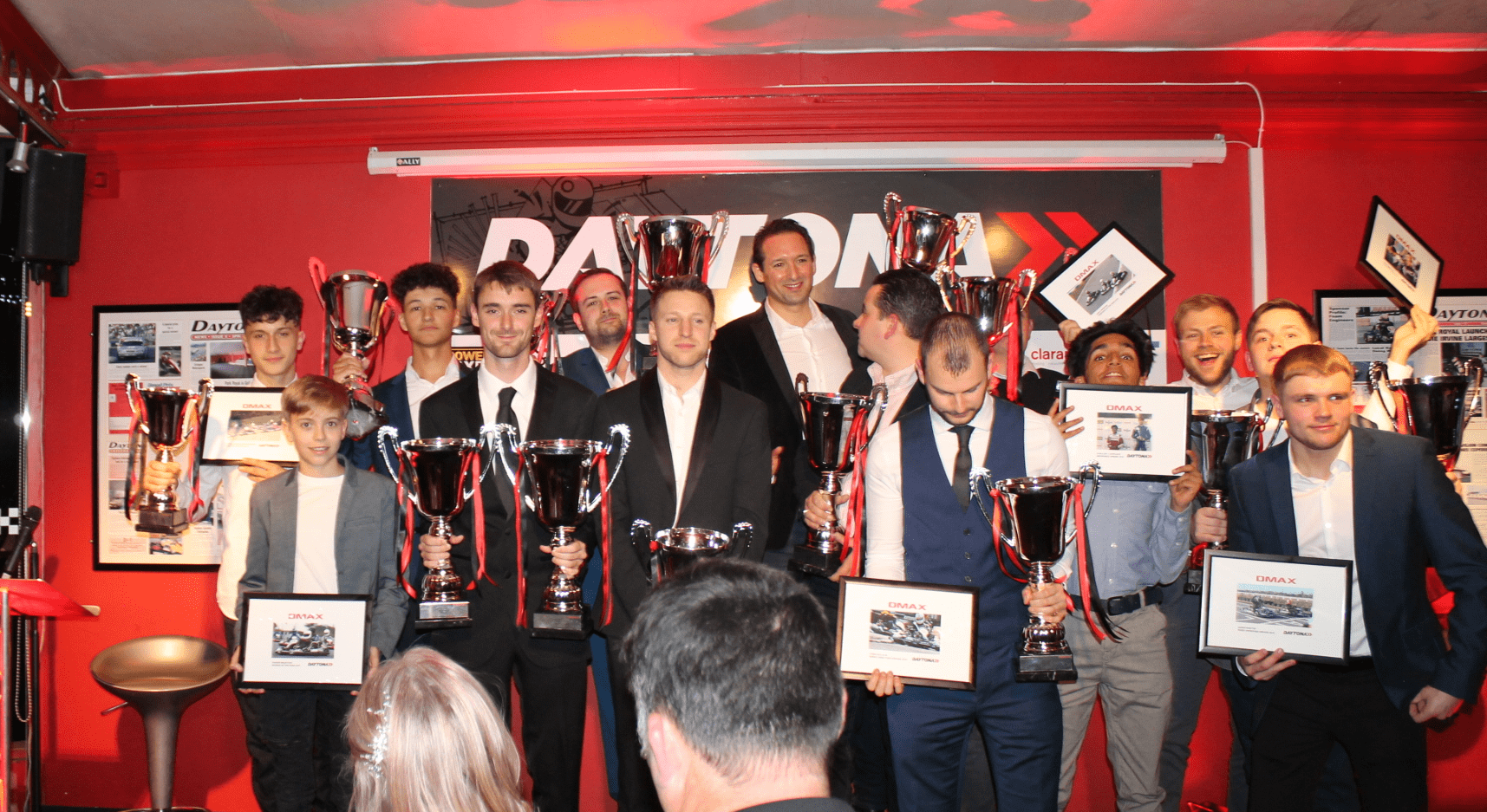 DAYTONA DMAX AWARDS 2018